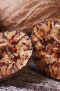 Мускатный орех целый в интернет магазине Pepper.kz