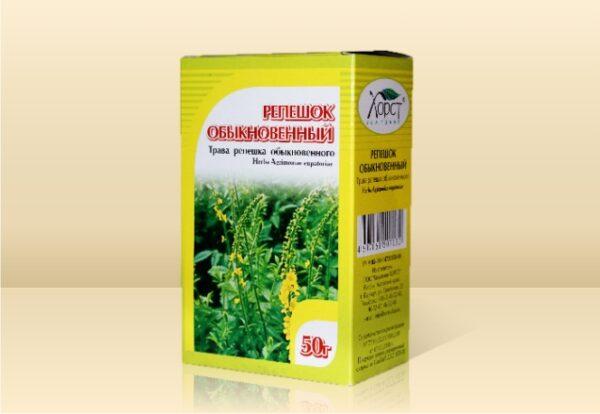 Репешок обыкновенный, трава 50 гр в интернет магазине Pepper.kz